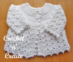 4db282a871f6 Free baby crochet pattern e-book